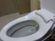 洗浄機能付き便座完備など便利で清潔な生活環境の徹底
