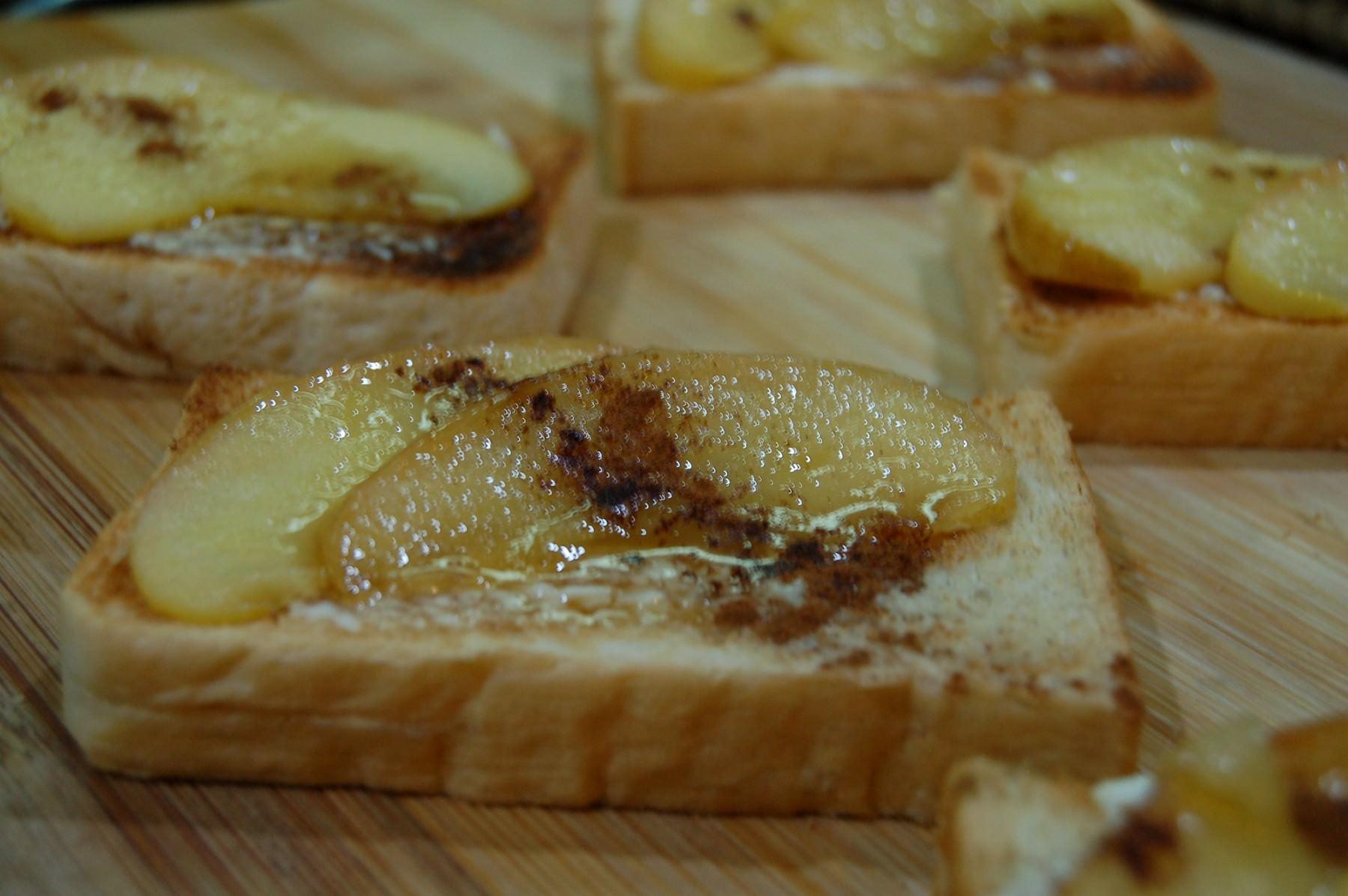 Apple Cinnamon Toast (2691)