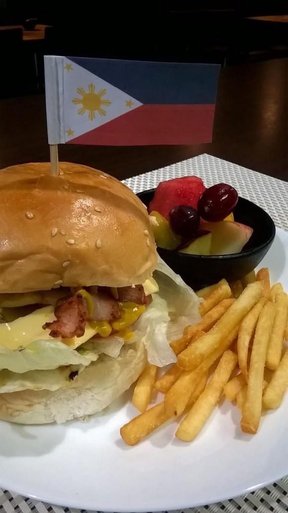 Cebu Burger (2080)