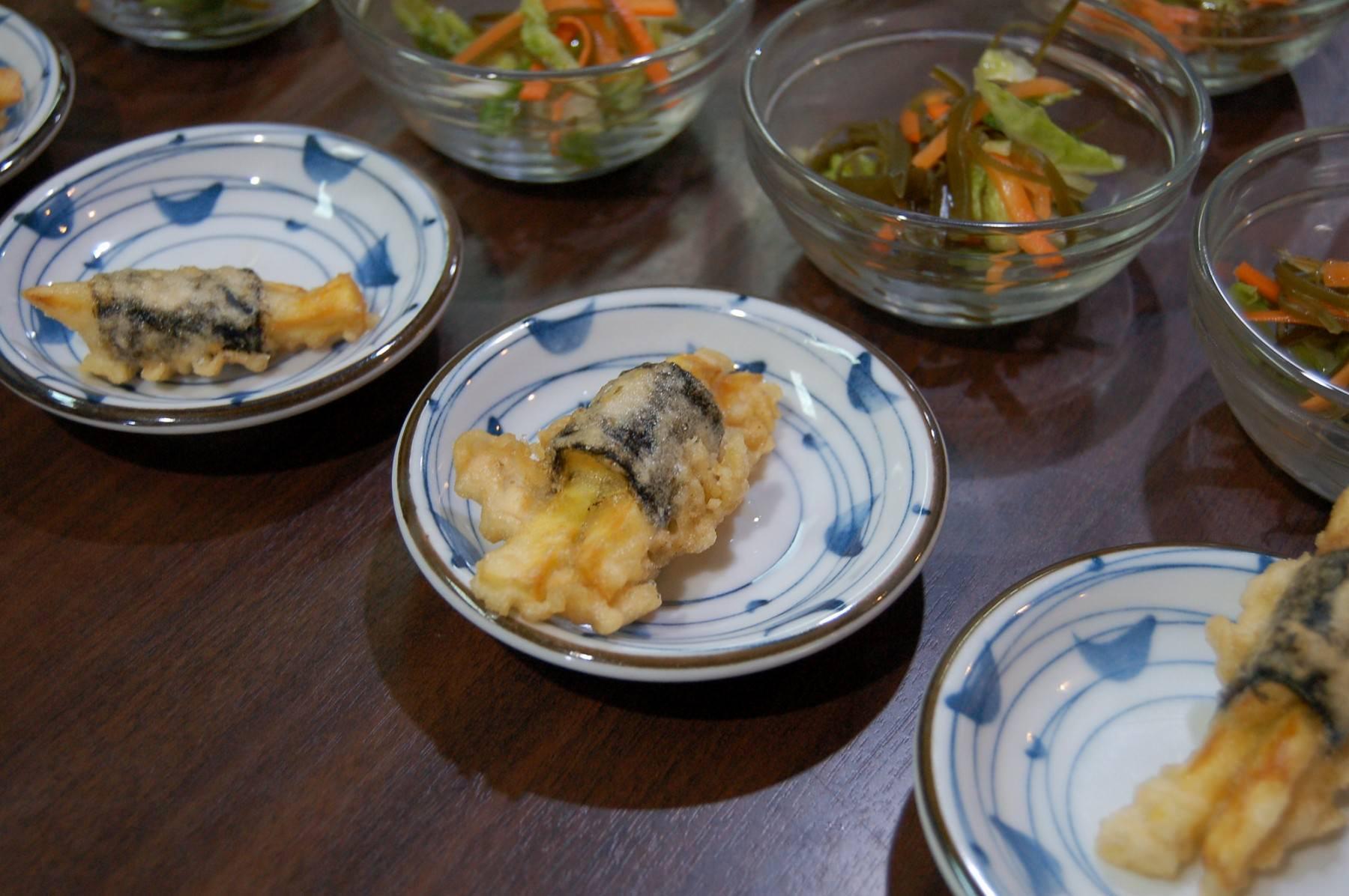 Sweet Potato Tempura (2433)