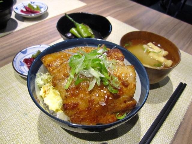 Teriyaki Pork Rice Bowl (2115)