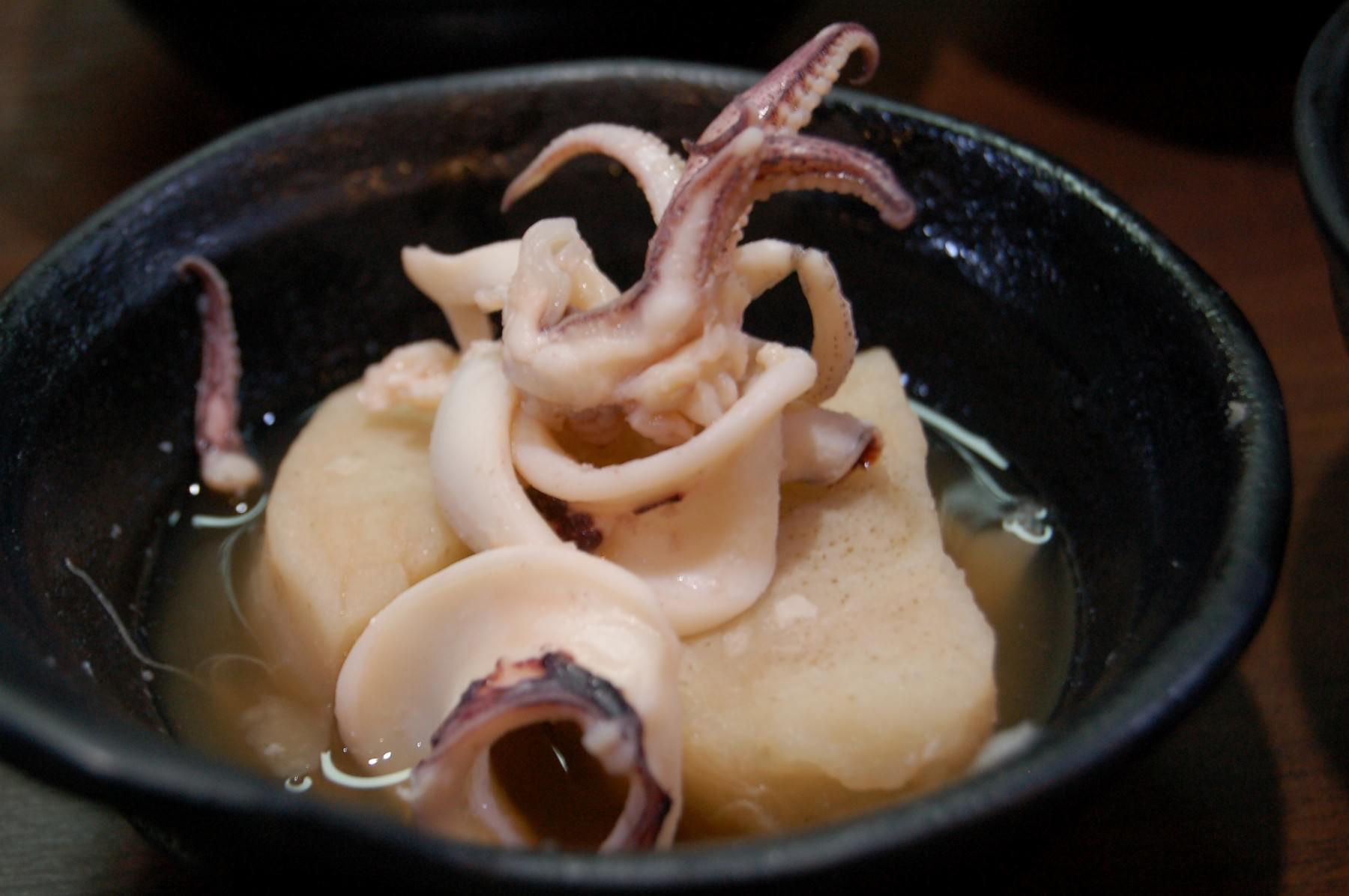 Squid Taro (2930)