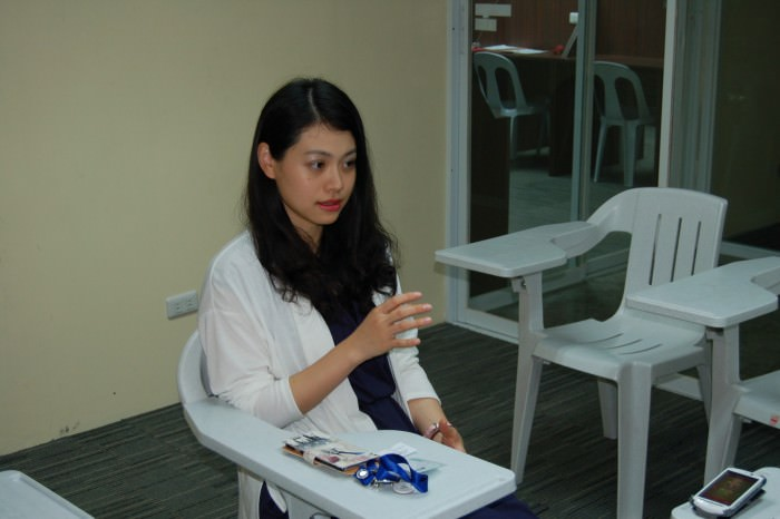 Interview of Arisa