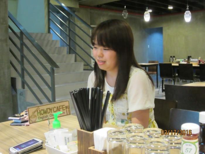 Today's Interview Chinatsu