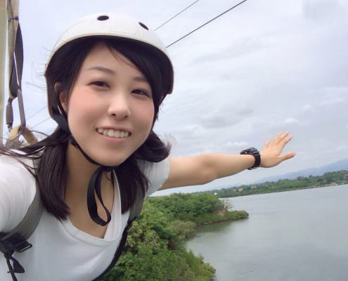 Kanoko Sasamoriさん 元保育士の留学体験記