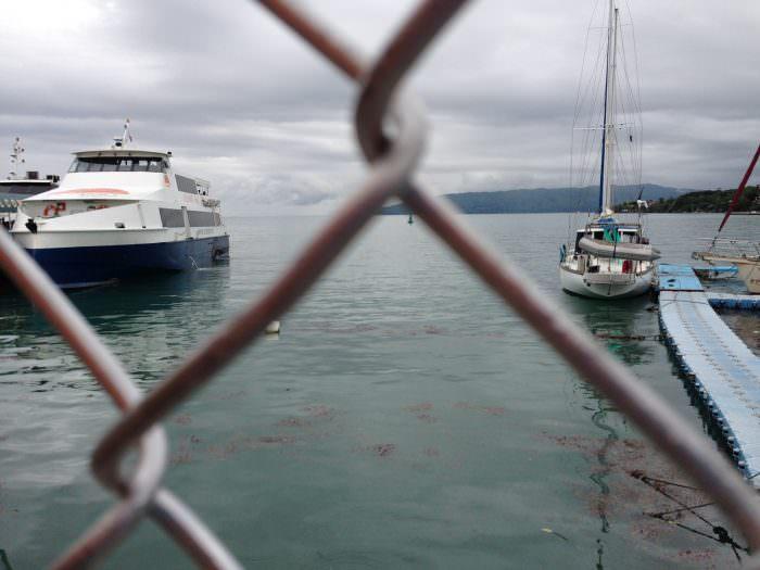 ボホール 船