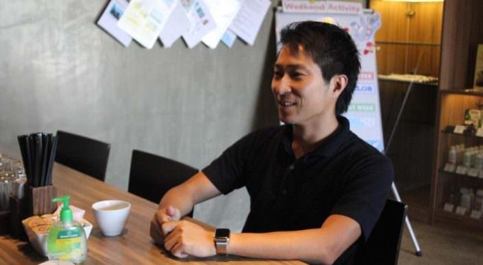 kyohei interview