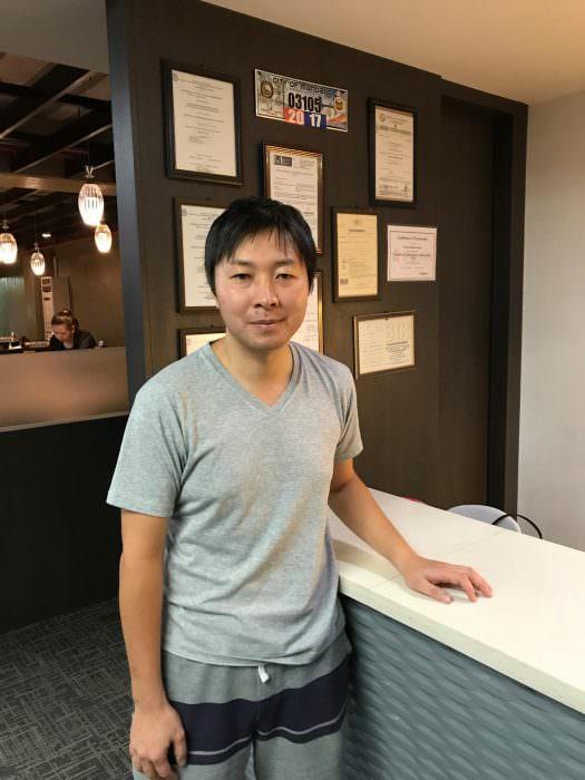 Teruyoshi Takashiba  ・39歳