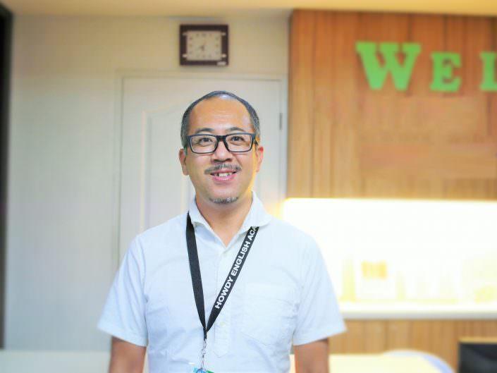 名前:Takayoshiさん 期間:4週間 年齢:40代 部屋:1人部屋 コース:ビジネスコース