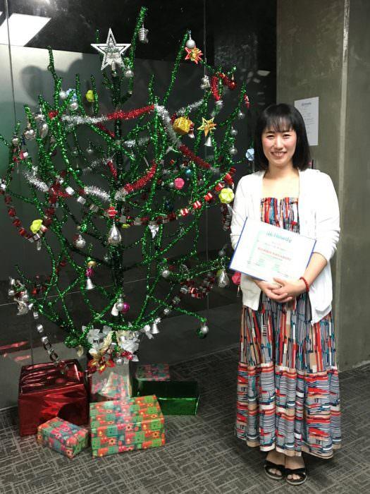 Kuniko クリスマス