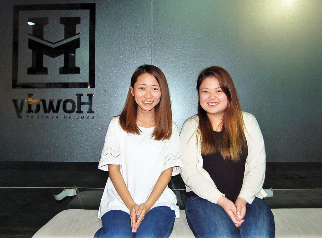 Miyuさん、Ayanaさんの合同インタビュー