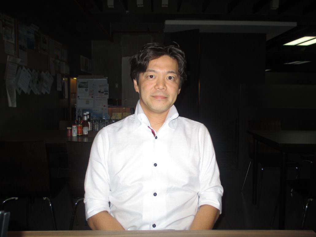 桜丘高等学校 内田副教頭先生