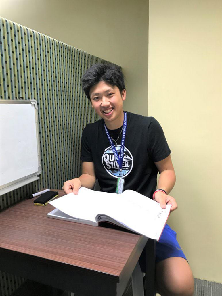 【自ら選んだ1約年間の語学留学、悔いはありません!】 氏名:Shuzo Kato