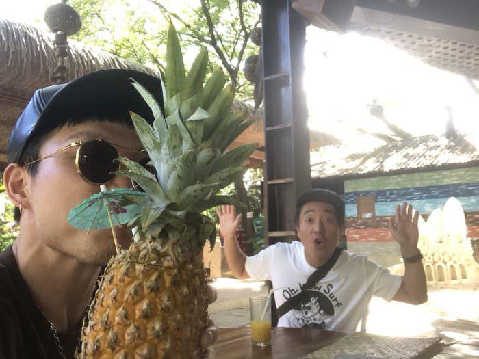 Keisuke Makinoさんのinterview